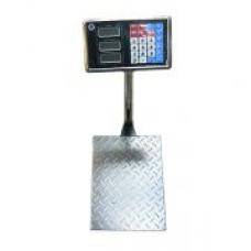 Напольные торговые весы Foodatlas 150кг/50гр ВТН-150