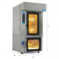Конвекционная печь FDP (ротационная) Altuntop