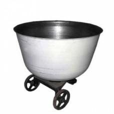Дежа А2-ХТД из угл. стали на 140 литров