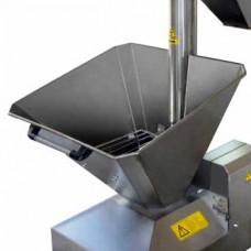 Бункер увеличенный для Просеиватель муки шнековый с магнитным улавливателем Danler XL-2000