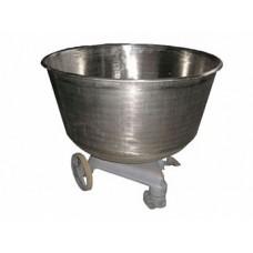 Дежа А2-ХТД из нержавеющей стали на 140 литров