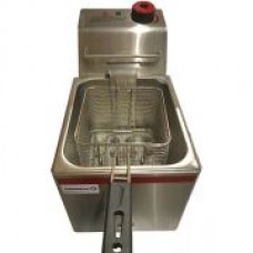 Фритюрница HEF-12L (12 литров) Foodatlas